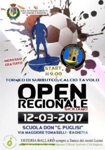 Open Regionale Bagheria