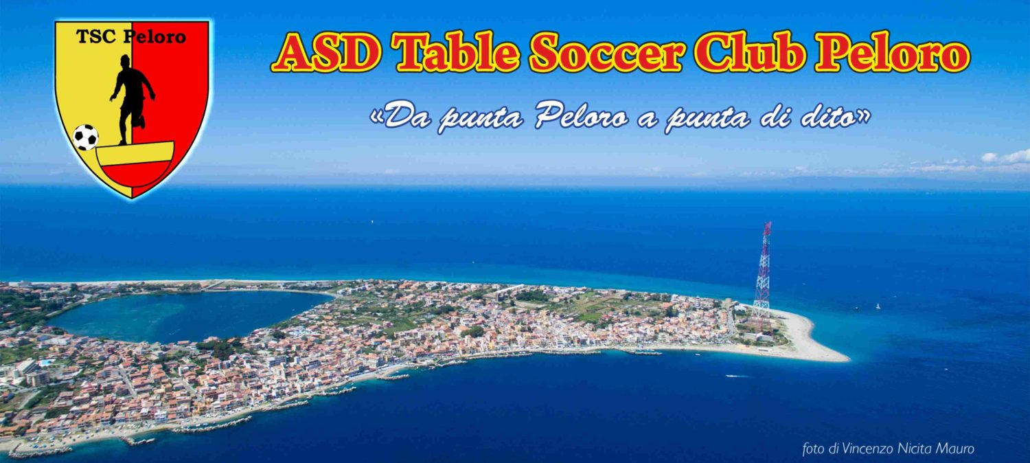 ASD TABLE SOCCER CLUB PELORO