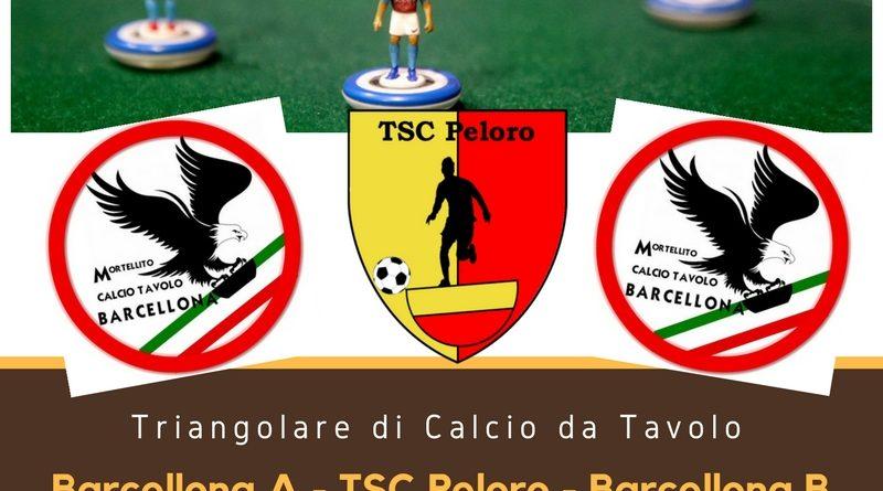 Triangolare Barcellona A e B e TSC Peloro